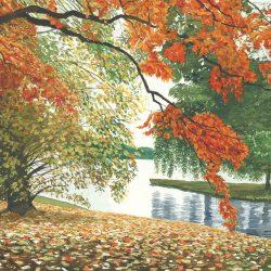 Autumn in Stour Head Gardens II