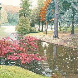 Autumn in Stour Head Gardens III