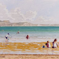 Bathers in Lyme