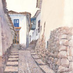 Calle Corin / Cuzco