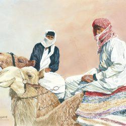 Camel Riders (Sinai Desert)