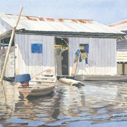 Casa Flotante II / Belen