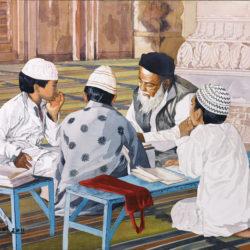 In the Madrasa