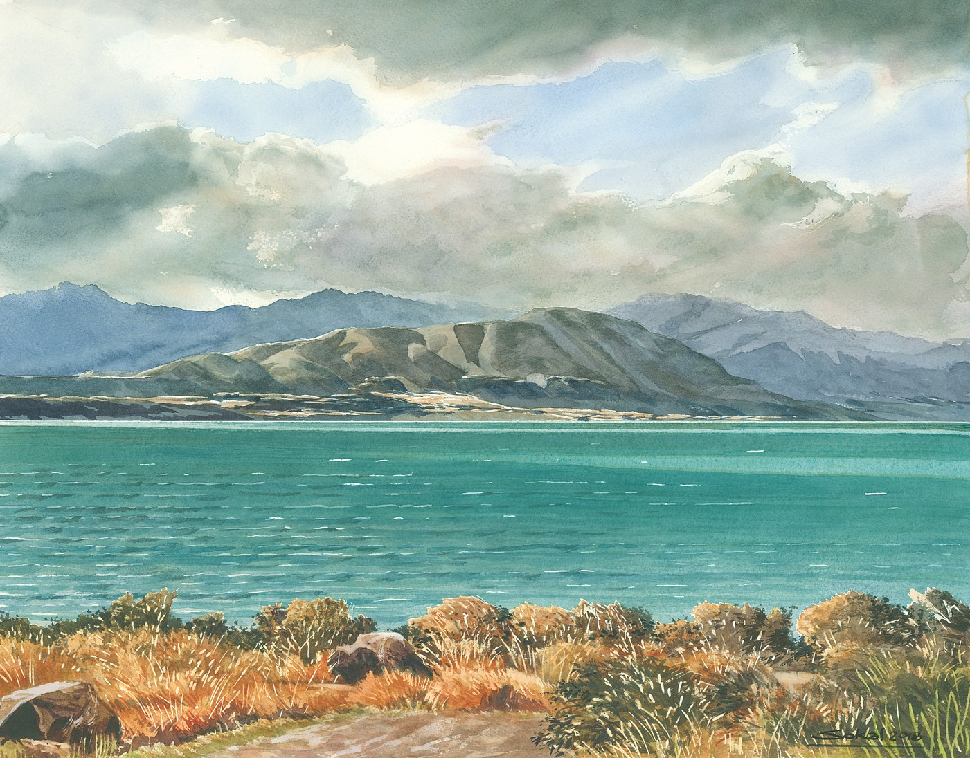 Lake Tekapo I NZ