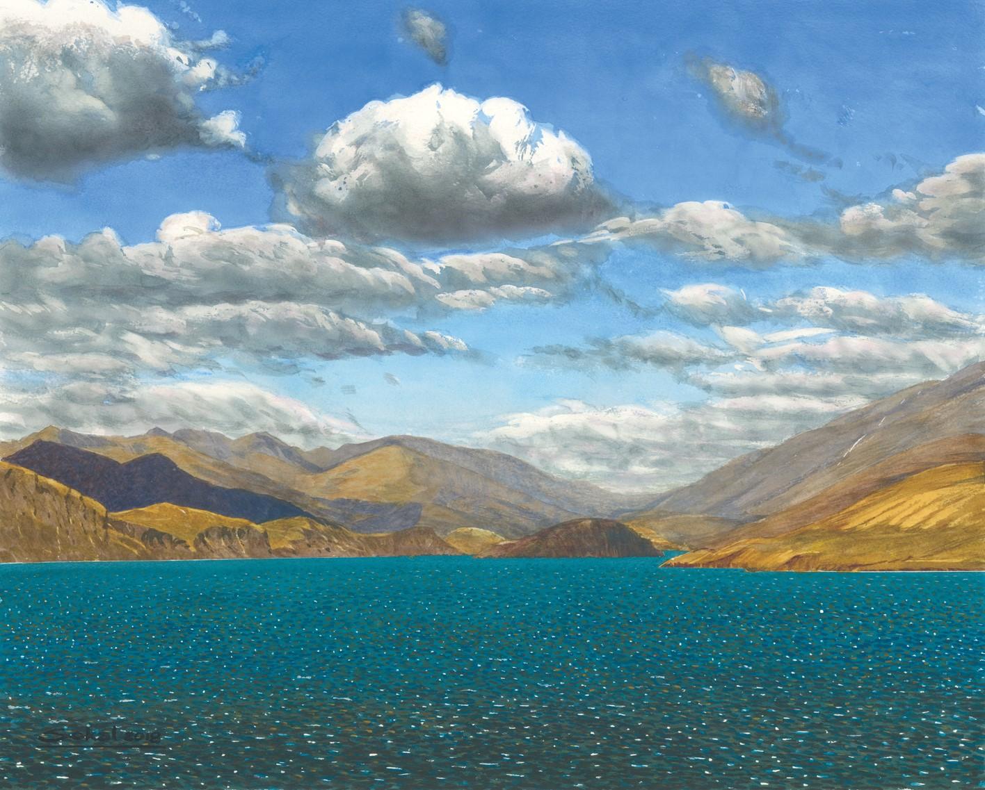 Lake Tekapo II NZ
