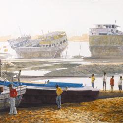 Mandvi Shipyard