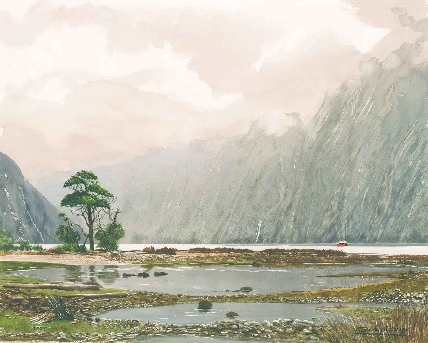Milford Sound II NZ