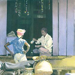 Milk Vendor