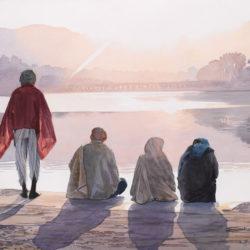 Morning Light Pushkar