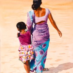 Mother and Child (Goa)