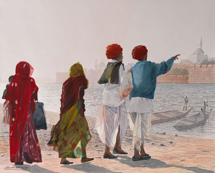 Pilgrims to Acre