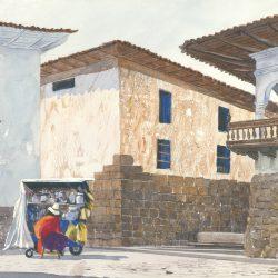 Street Stall / Cuzco
