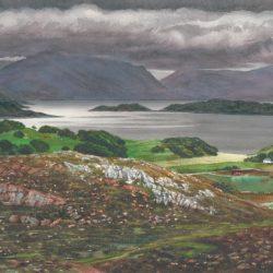 Towards Isle of Skye
