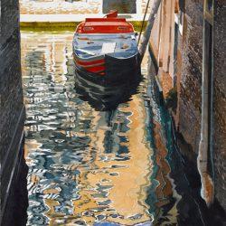 Tradesman's boat (front)