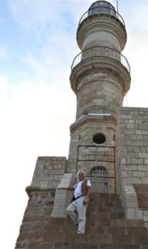 Venetian Lighthouse / Hania
