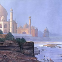 Life beneath the Taj