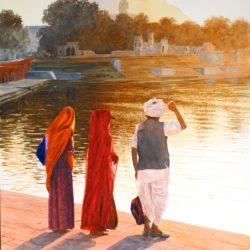 Farewell to Pushkar