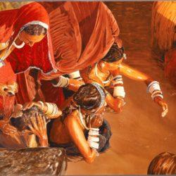 Purifying Ritual