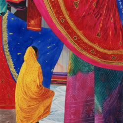 Sari Stall