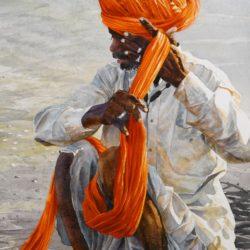 Tying the Turban